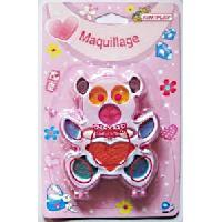 Maquillage - Coloration Deguisement KIMPLAY Maquillage pour enfant ourson et pomme