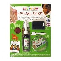 Maquillage - Coloration Deguisement Kit effet speciaux