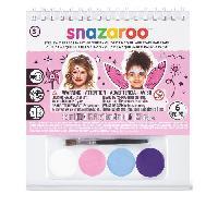 Maquillage - Coloration Deguisement SNAZAROO Mini d'activite maquillage fille