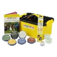 Maquillage - Coloration Deguisement SNAZAROO Mini kit de maquillage