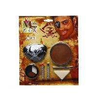 Maquillage - Coloration Deguisement Set Maquillage Pirate 20x23cm