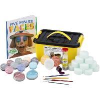 Maquillage - Coloration Deguisement pro. kit de maquillage special visage kit