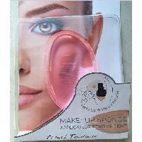 Maquillage Visage - Corps FRENCH TENDANCE Lot de 2 éponges en silicone