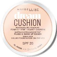 Maquillage Visage - Corps GEMEY MAYBELINE Fond de Teint Dream Cushion 10 - Ivoire Nu - Gemey Maybelline
