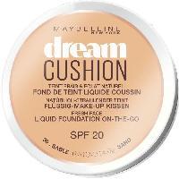Maquillage Visage - Corps GEMEY MAYBELINE Fond de Teint Dream Cushion 30 - Sable Nu - Gemey Maybelline