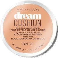 Maquillage Visage - Corps GEMEY MAYBELINE Fond de Teint Dream Cushion 40 - Cannelle Nu - Gemey Maybelline