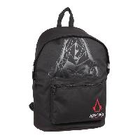 Maroquinerie ASSASSIN'S CREED - Sac a Dos Borne Primaire/College Noir - Fille Aucune
