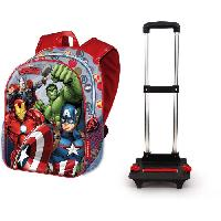 Maroquinerie AVENGERS Sac a dos Trolley Basic Aucune