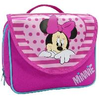Maroquinerie MINNIE Cartable - 32 cm - Rose