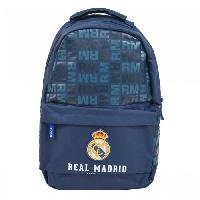 Maroquinerie REAL MADRID Sac a Dos 1 Compartiment 43 cm Bleu Enfant