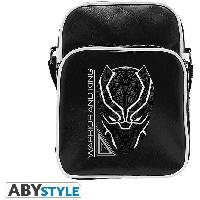 Maroquinerie Sac Besace Marvel - Black Panther - Warrior and King