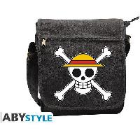 Maroquinerie Sac Besace One Piece - Skull - Petit Format