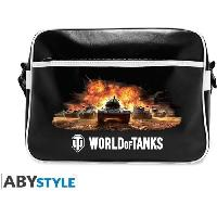Maroquinerie Sac Besace World Of Tanks- Tanks - Abystyle