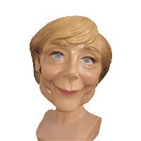 Masque - Accessoire Visage CESAR - M362 - Masque Angela Markel