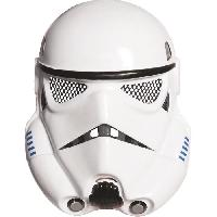 Masque - Accessoire Visage LUCASFILM LTD Masque Stormtrooper Vintage - Aucune