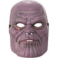 Masque - Accessoire Visage MARVEL Masque Thanos