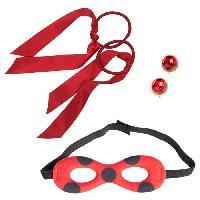 Masque - Accessoire Visage MIRACULOUS Mini Role Play Be Miraculous - Bandai