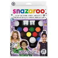 Masque - Accessoire Visage SNAZAROO Palette special fetes
