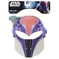Masque - Accessoire Visage STAR WARS - Masque Sabine Wren - Hasbro