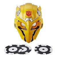 Masque - Accessoire Visage TRANSFORMERS - Casque de realite augmentee BEE VISION - BUMBLEBEE - Hasbro