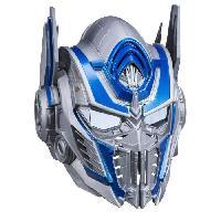 Masque - Accessoire Visage TRANSFORMERS The Last Knight - Casque Electronique Robot OPTIMUS PRIME - Hasbro