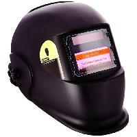 Masque - Cagoule De Soudeur - Lunette - Visiere 460411 Masque de soudure Automatique LCD DIN 11