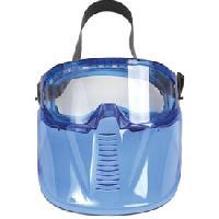 Masque - Cagoule De Soudeur - Lunette - Visiere Lunettes de securite - masque detachable - ADNAuto
