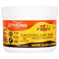 Masque Capillaire - Soin Capillaire ACTIVILONG Masque-soin fortifiant Actiforce - Carapate et sapote - 200 ml