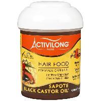 Masque Capillaire - Soin Capillaire ACTIVILONG Pommade capillaire Actiforce Hair Food - Carapate et sapote - 125 ml