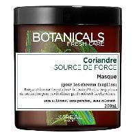 Masque Capillaire - Soin Capillaire Botanicals Masque Soin Cure de Force - Pour cheveux abimes - 200 ml