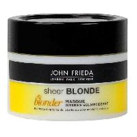 Masque Capillaire - Soin Capillaire JOHNE FRIEDA Masque Eclaircissant Blonde - 250ml