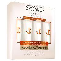 Masque Capillaire - Soin Capillaire Reparation gelee royale - Soin concentre - A rincer - Monodose - 4x15 ml