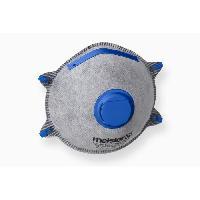 Masque De Protection De Chantier MEISTER Masque avec filtre de charbon FFP2