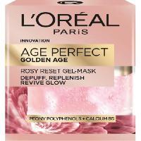 Masque Visage - Patch Age Perfect Golden Age Masque eclat - 50 ml