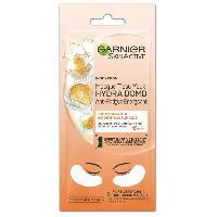 Masque Visage - Patch GARNIER Masque tissu yeux Skin Active Hydrabomb - Anti-fatigue - 6 g