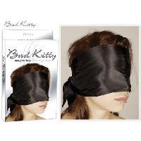 Masquer Long foulard noir