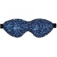Masquer Loup en Denim Bleu