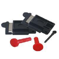 Masses pour equilibrage Kit avec 2 lames compatible avec distributeur de masse