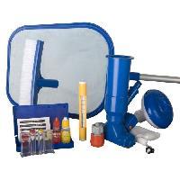 Materiel - Produit Entretien Pour Materiel De Piscine GRE Kit de nettoyage pour piscine - 7 pieces