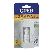 Materiel - Produit Entretien Sanitaire Plomberie CPED Test de dureté - Cped (centre Pilote Eau Douce)