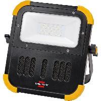Materiel Chantier Brennenstuhl Projecteur LED BLUMO portable - rechargeable - avec haut-parleurs Bluetooth - 2100 lumen (IP54)