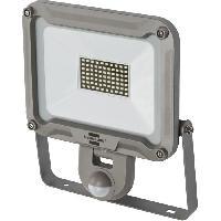 Materiel Chantier Brennenstuhl Projecteur LED JARO - avec détecteur de mouvements infrarouge - 4770 lumen (IP44)