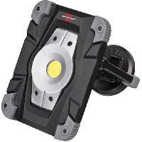 Materiel Chantier Brennenstuhl Projecteur LED rechargeable - avec un set de fixation magnétique - 2000 lumen (IP54)