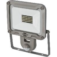 Materiel Chantier Brennenstuhl Projecteur a LED JARO 3000P PIR 30W 10 m IP44