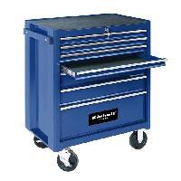 Materiel Chantier EINHELL Servante d'atelier metal vide BT-TW 150 a 7 tiroirs