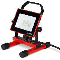 Materiel Chantier Energizer Projecteur de chantier LED 20 W - 1600 Lm - IP65 EZLSPF20
