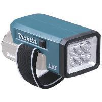 Materiel Chantier MAKITA Lampe de poche DML186 - 18 V - LED
