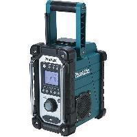 Materiel Chantier Radio de chantier MAKITA 7.2-18V sans batterie ni chargeur DMR107
