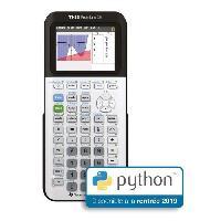 Materiel De Bureau Calculatrice Texas Instrument TI-83 Premium CE Python