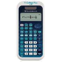 Materiel De Bureau TEXAS INSTRUMENTS Calculatrice Scientifique TI College Plus